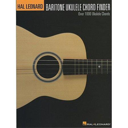 Mandolin Chord Finder (Hal Leonard Baritone Ukulele Chord Finder)