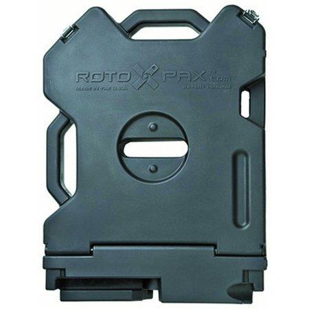 Storage - 175110 ROTOPAX 2 Gallon Containers Black