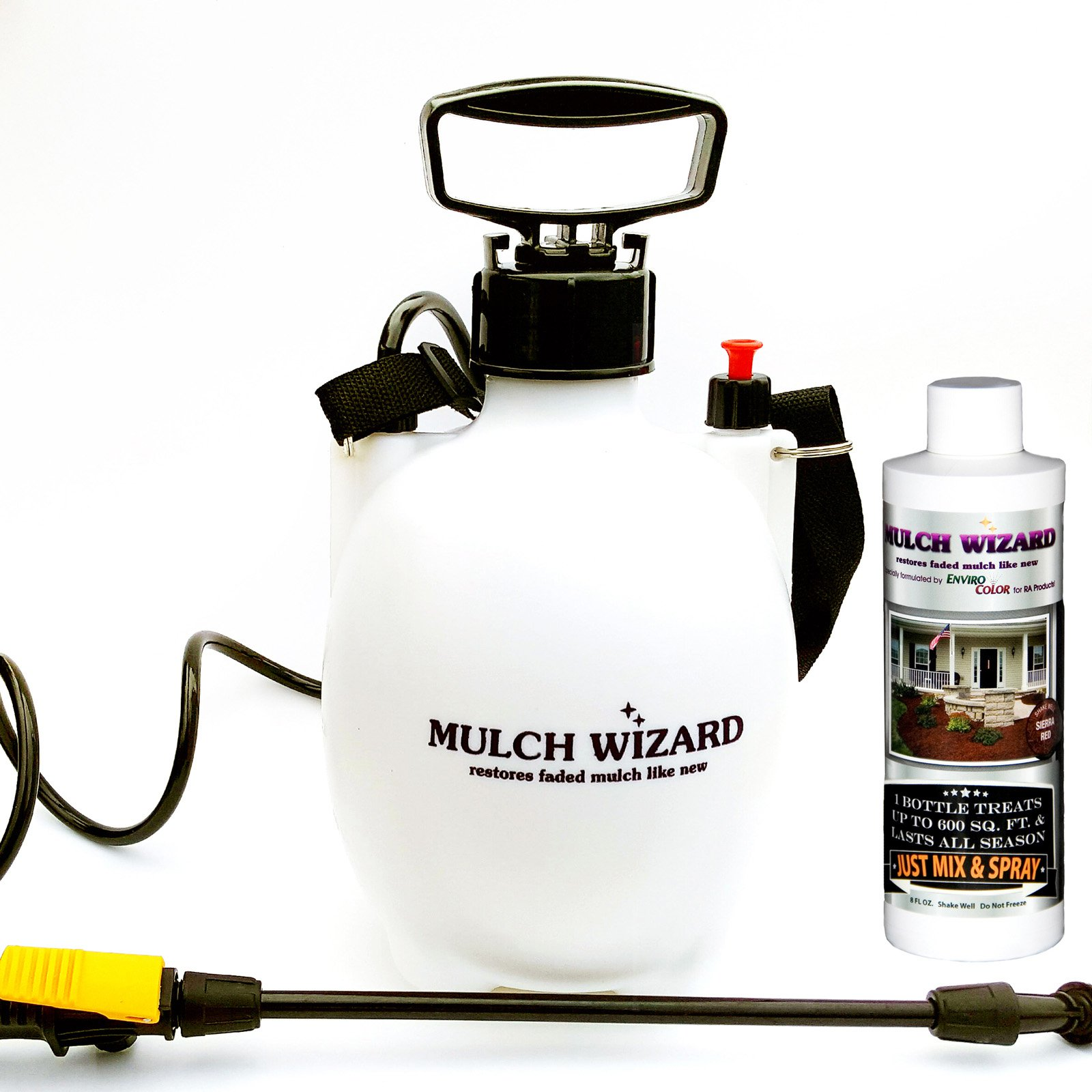 Flipo Mulch Wizard DIY Kit