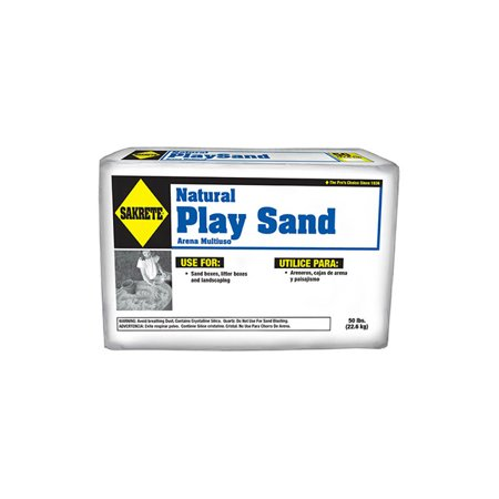 Soothing Sand (50LB Natural Play Sand)
