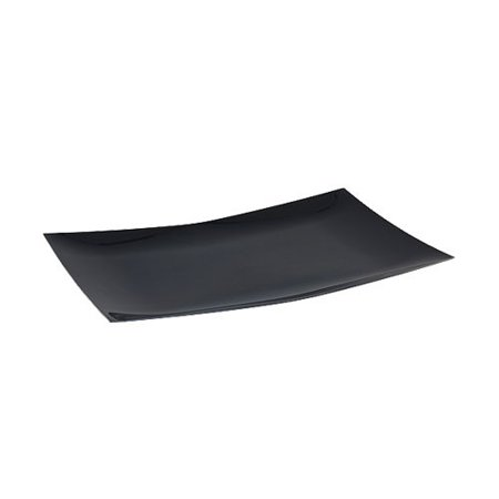 Lillian Caterware Tray  Rectangular  9 X 13   Black  1 Ct