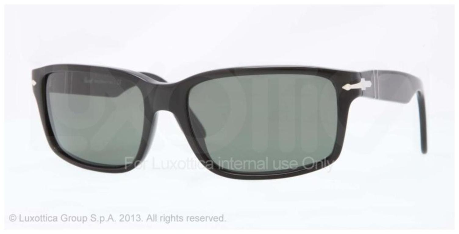 737129a834 Persol - Sunglasses Persol PO 3067 S 95 58 BLACK - Walmart.com