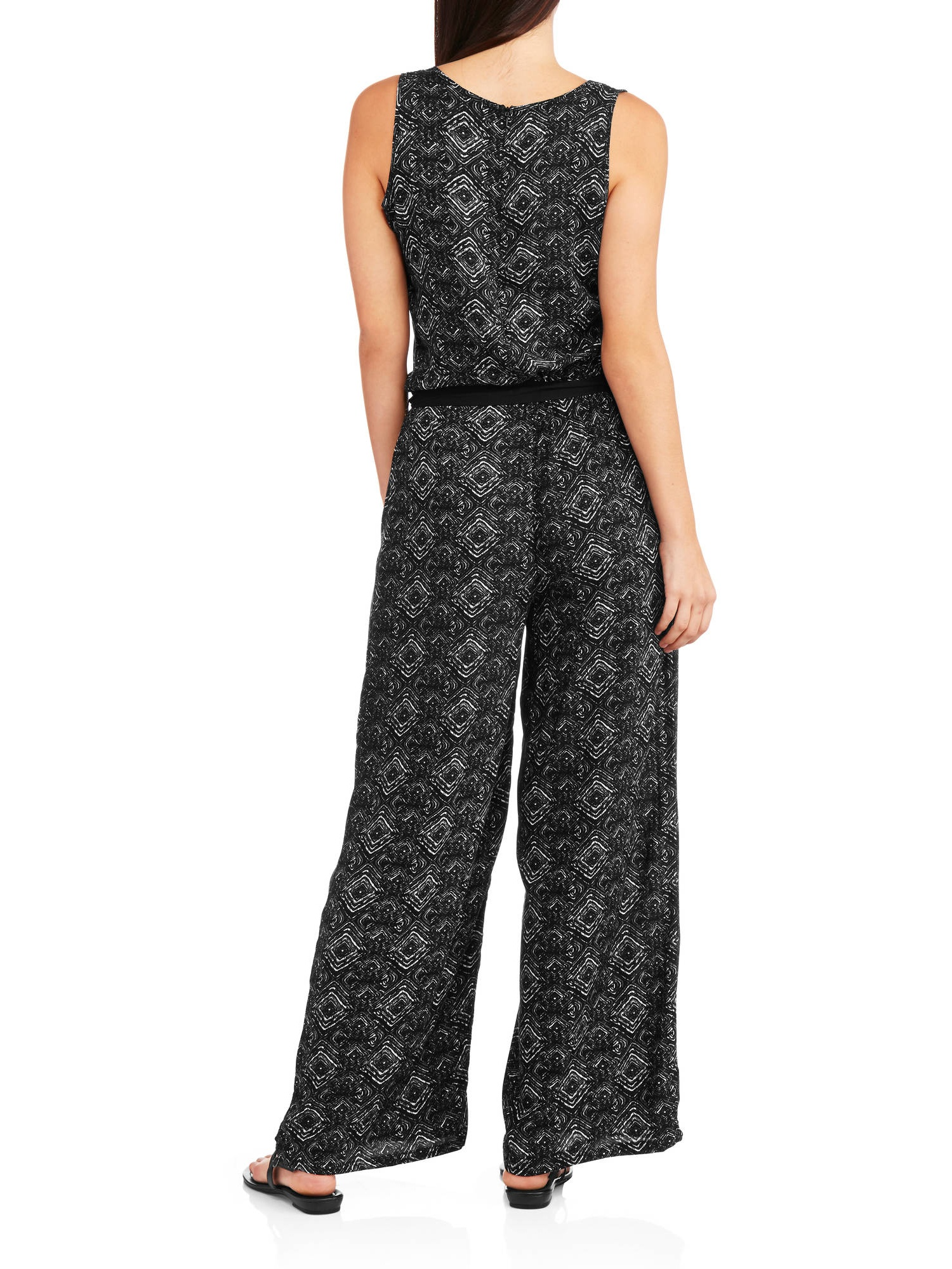 French Laundry - French Laundry Women s Woven Palazzo Jum - Walmart.com 0b2a5a75f7