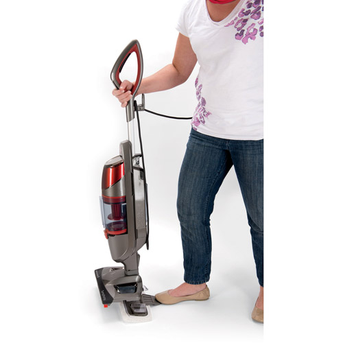 Bissell Symphony Vacuum And Steam Mop With 2 Mop Pads, 1132 Image 3 Of 6