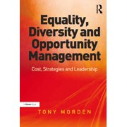 Equality, Diversity and Opportunity Management - eBook