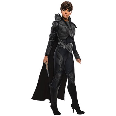Superman man of steel faora adult halloween costume Xs - Superman Halloween Costumes For Adults