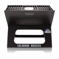 Colorado Rockies X-Grill Portable BBQ - No Size