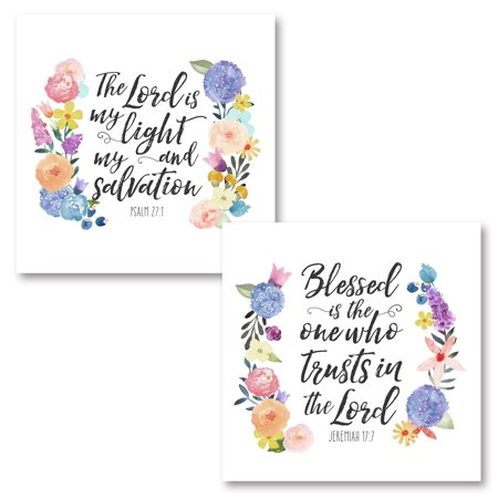 Lovely Watercolor-Style Floral