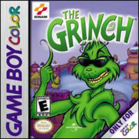 The Grinch - GameBoy Color