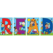 "Carson ""READ"" Bulletin Board Decoration Set"