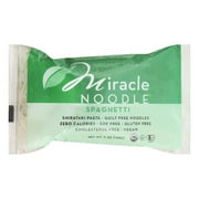 Miracle Noodle Shirataki Organic Spaghetti, 7 OZ (Pack of 6)