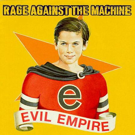 Evil Empire (Vinyl) (Rage Against The Machine Evil Empire Tracklist)