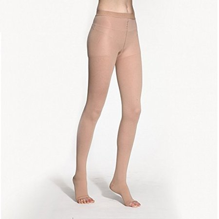 18a70744cf0 BriteLeafs Sheer Compression Pantyhose