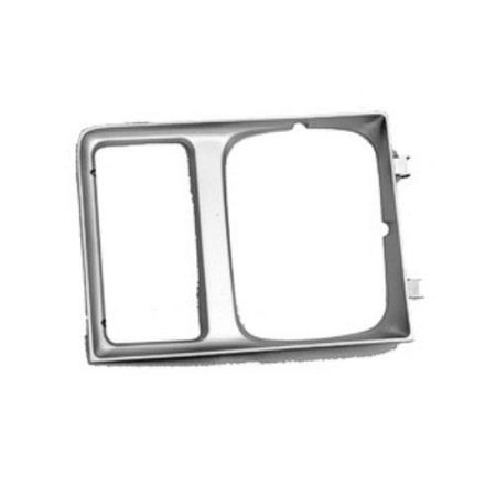 Right Headlamp Door for Blazer, C30, Pickup, R10, Suburban, GMC Jimmy GM2513182
