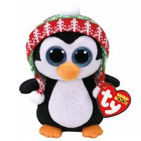 Product Image Ty Beanie Babies 37239 Boos Penelope the Christmas Penguin Boo 9e295ad0790