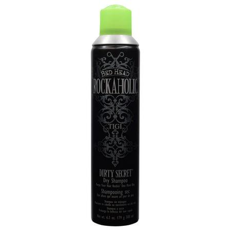 TIGI Bed Head Rockaholic Dirty Secret Dry Shampoo 6.3 (Best Dry Shampoo For Color Treated Hair)