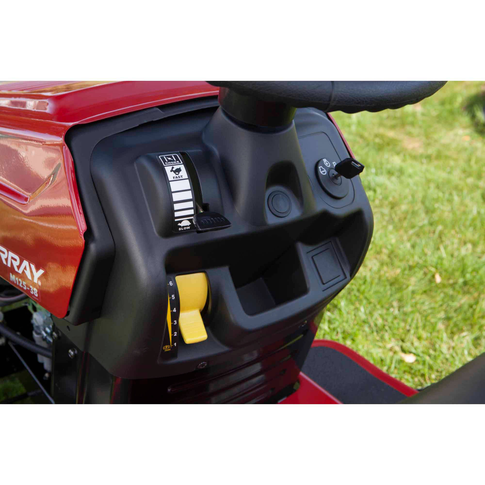 "Murray 13BC76LF058 38"" 11 5 HP Riding Mower Walmart"