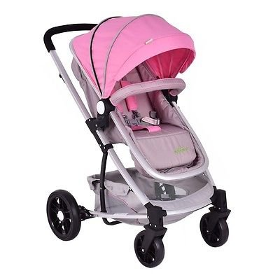 2 In1 Foldable Baby Stroller Kids Travel Newborn Infant B...