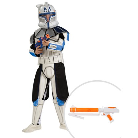Clone Trooper Girl (Deluxe Clone Trooper Leader Rex for Child and Star Wars Clone Trooper)