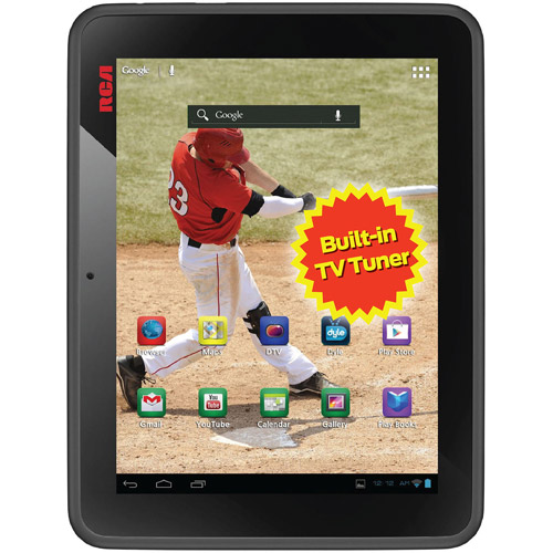 RCA Mobile TV 8 Inch 8GB Tablet DMT580DU