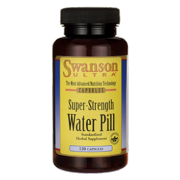Swanson Super-Strength Water Pill 20 mg 120 Capsules