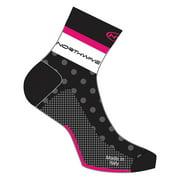 Northwave, Logo, Socks, Black/Fuchsia, M