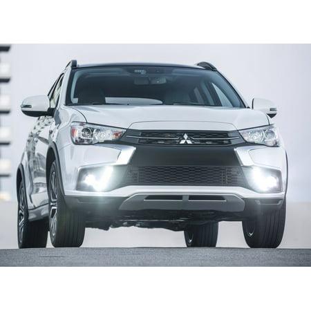 Sport Fog Driving (2018 2019 Mitsubishi Outlander Sport Fog Driving Lamps Lights )