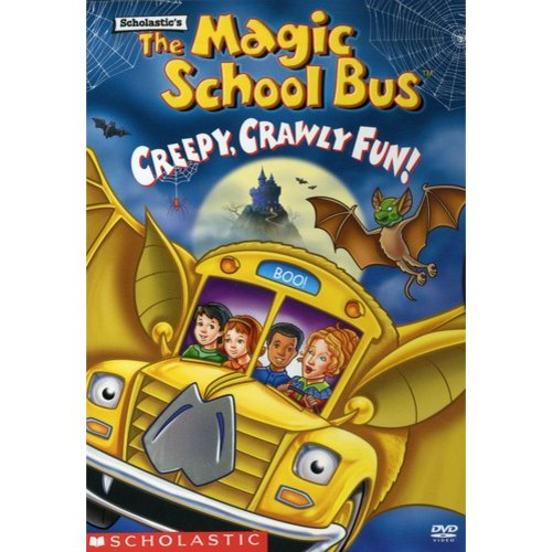 The Magic School Bus - Creepy, Crawly Fun!