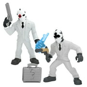 """Fortnite Battle Royale Duo Pack, Wild Card Diamonds & Clubs, 2 Pack of 2"""" Figures"""