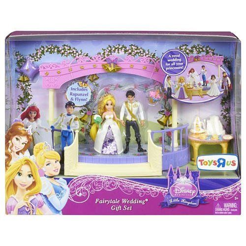 Disney Princess Royal Wedding Playset Rapunzel