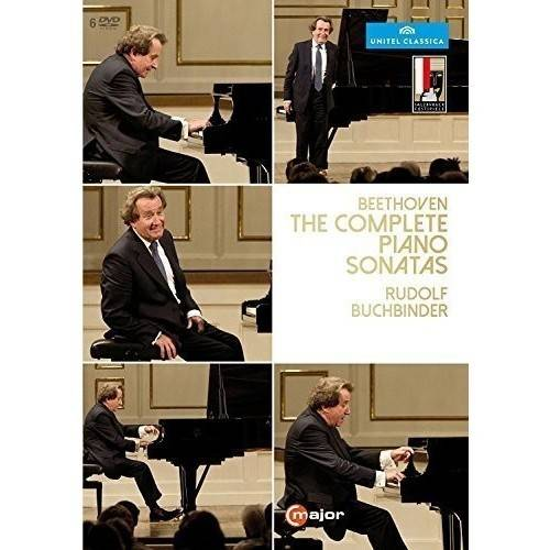 Beethoven: The Complete Piano Sonatas [Box Set] by