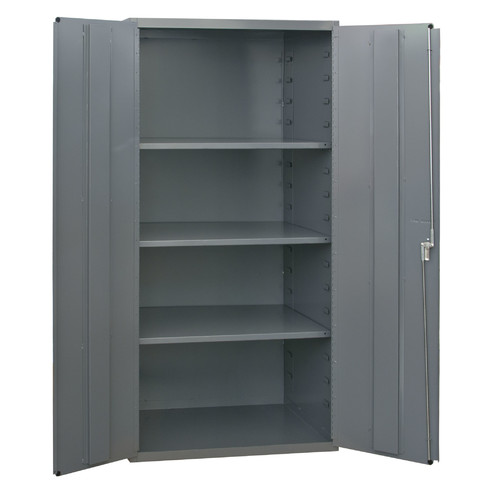 Durham Manufacturing Flush Door Style Storage Cabinet