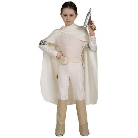 Girl's Deluxe Padme Amidala Star Wars Costume](Padme Costumes)