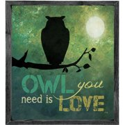 Forest Creations Print Framed Graphic Art