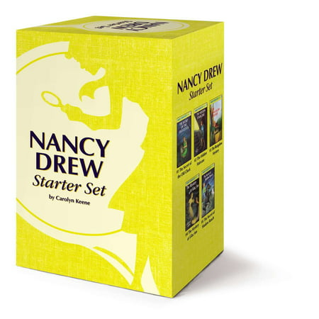 Carolyn Kinder Set - Nancy Drew Starter Set (Hardcover)