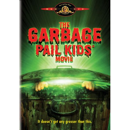 The Garbage Pail Kids Movie (DVD) - Halloween Movies For Kids Full Episodes