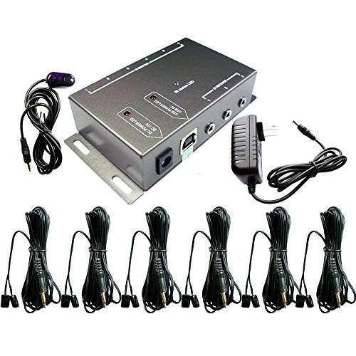 IR Repeater IR Remote Control Extender Infrared Repeater System ...