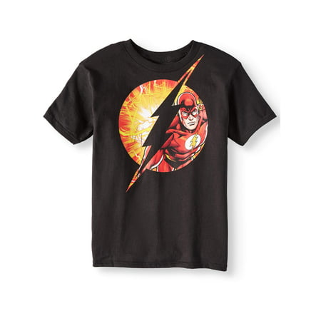 Flash Short Sleeve Graphic Tee (Little Boys & Big Boys)