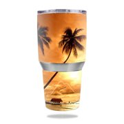 MightySkins Protective Vinyl Skin Decal for Ozark Trail 30 oz Tumbler wrap cover sticker skins Sunset
