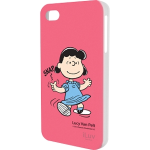 Iluv Snoopy Hardshell Case For Iphone 4/