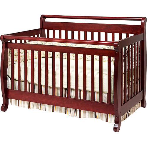 davinci Lily 4-in-1 Convertible Crib with Toddler Rail