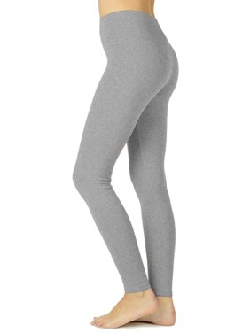 78fbd87c07953 Product Image KOGMO Womens Premium Cotton Full Length Leggings Multi Colors  (S-XL)