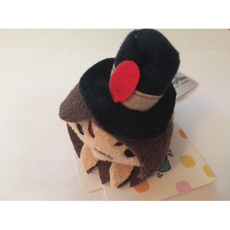 Disney Parks Tsum Tsum Pirates of the Caribbean Captain Jack Sparrow Plush New with Tags](Disney Jack And The Neverland Pirates)