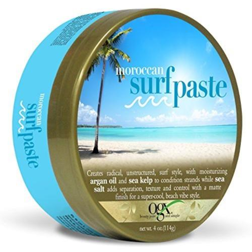 OGX Moroccan Surf Paste 4 oz (Pack of 2)