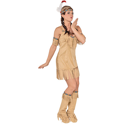 Native Princess Adult Halloween Costume