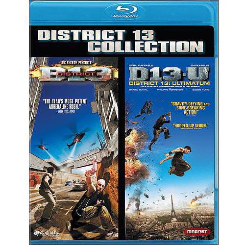 District B13 / District 13: Ultimatum (French) (Blu-ray)