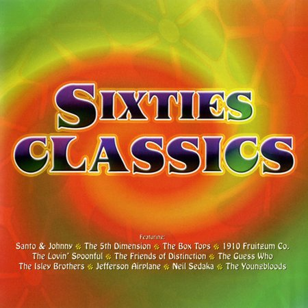 Sixties Classics - Girls From The Sixties