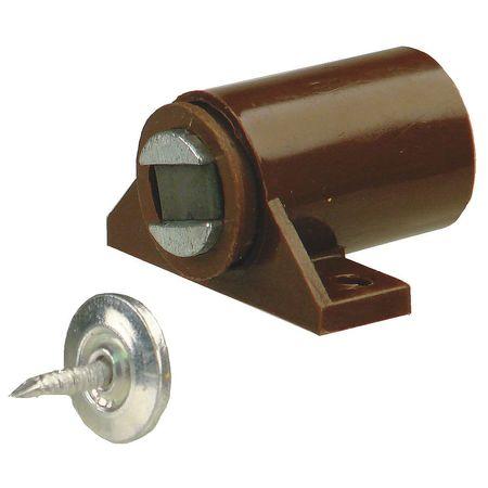 4FCU6 Magnetic Catch, Pull-to-Open, Plastic