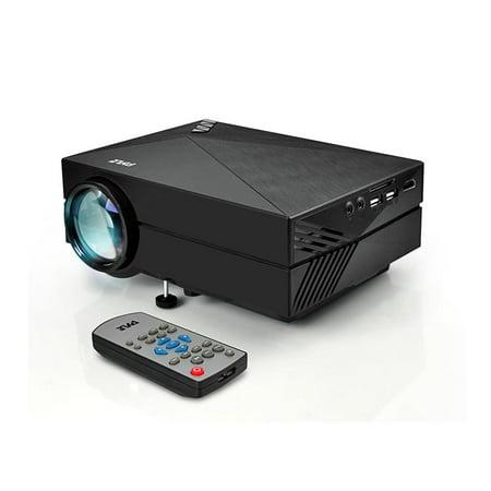 Pyle Home PRJG82 1080p HD Compact Digital Multimedia (Digital Protector)