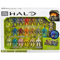 Mega Bloks Halo Spartan Tribute Pack Minifigure 20-Pack